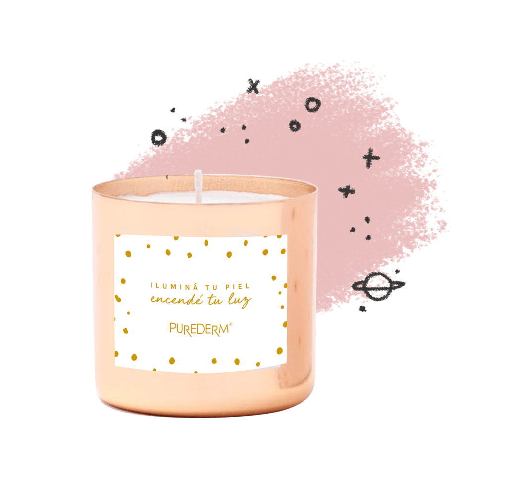 Purederm Soy Candle